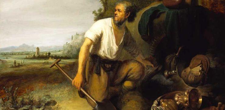 L'uomo e il tesoro
