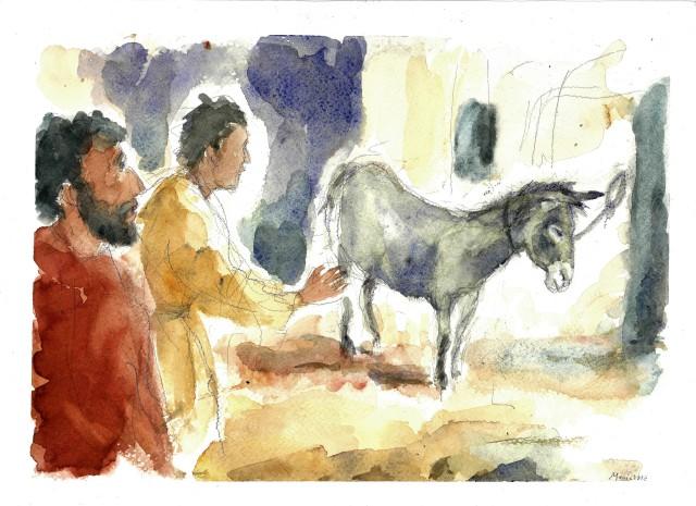 Entrata Gerusalemme 1