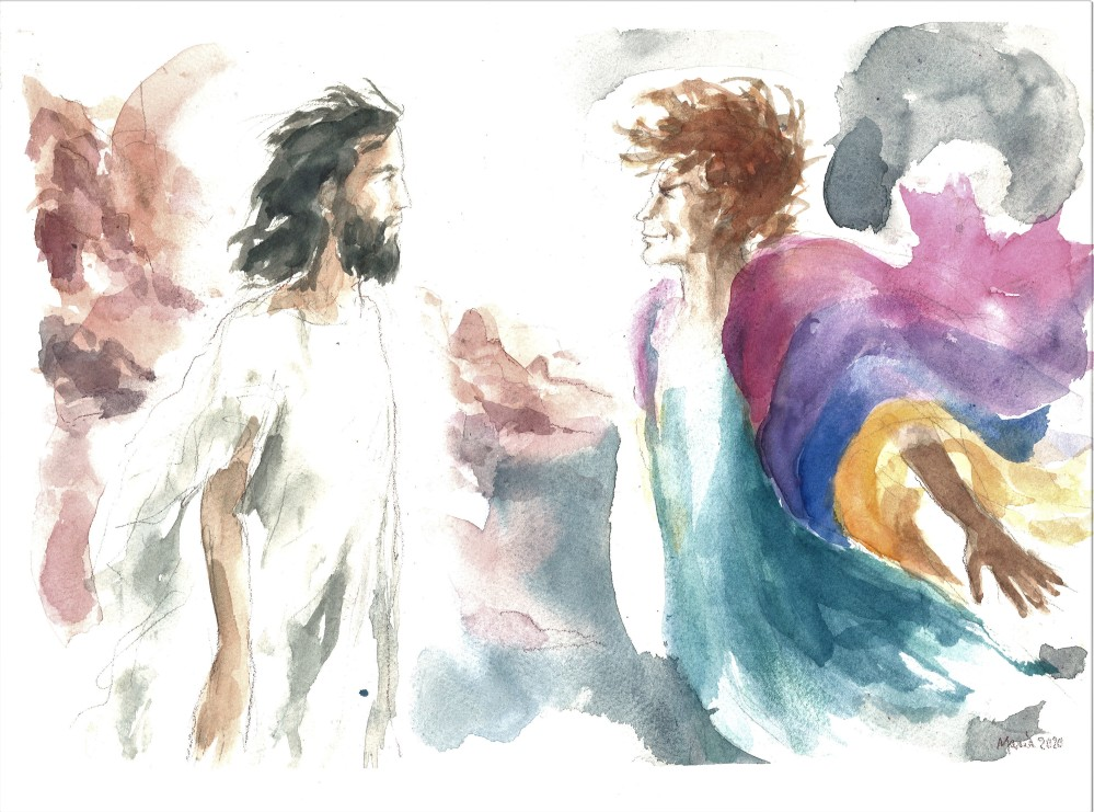 Gesù vs. satana