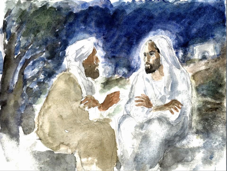 Nicodemo e Gesù